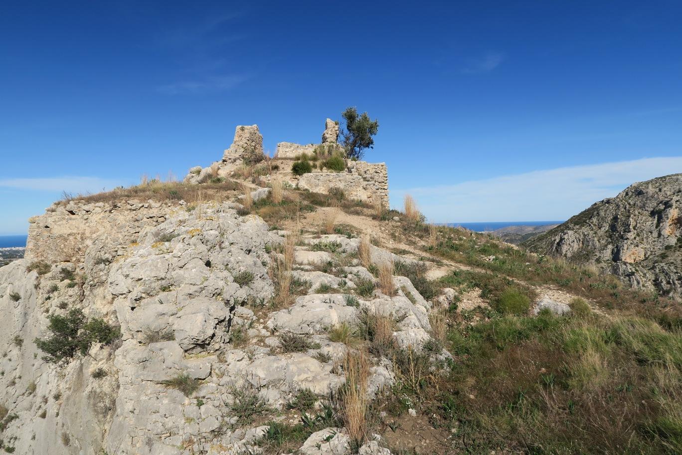 Pedreguer excavará y rehabilitará el castillo del Ocaive