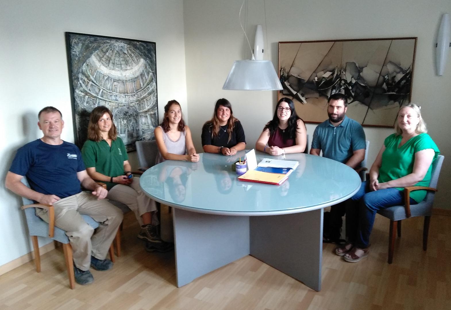 L'Ajuntament contracta 4 joves gràcies a la iniciativa Avalem Joves Plus de la Generalitat Valenciana