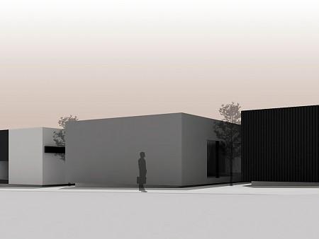 Recreació d'un projecte del centre de salut del 2011