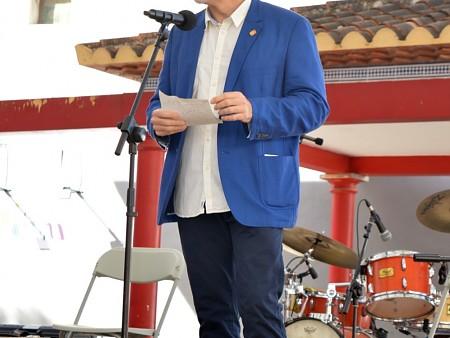 Lectura acta premios Alcalde [Foto de Sheyla Fraile Rodríguez]