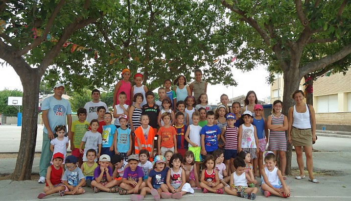 Tallers d'estiu a Pedreguer