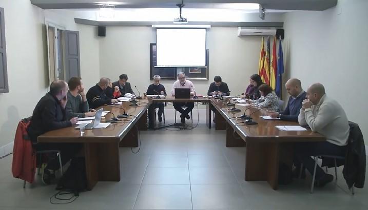 Segueix en directe els Plens de l'Ajuntament