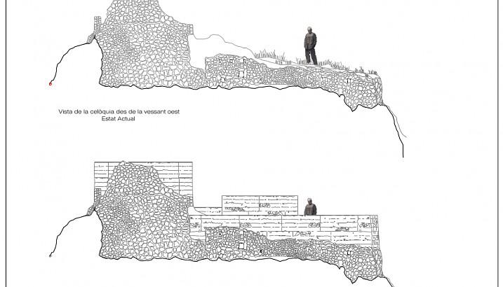 Pedreguer excavarà i rehabilitarà el castell de l'Ocaive amb fons propis i europeus