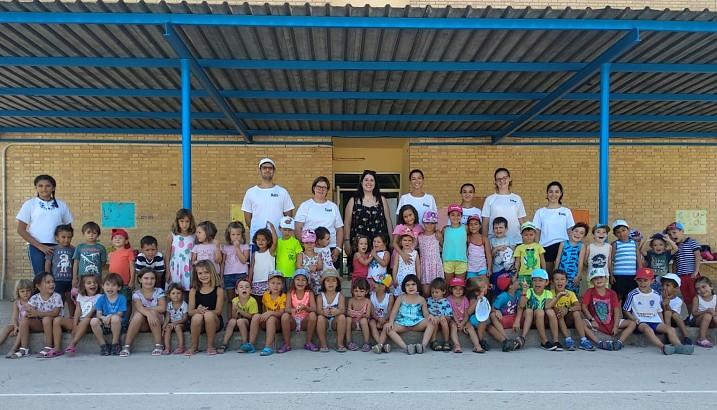 Un centenar de xiquets i xiquetes participen en els Tallers d'Estiu 2018 de la Regidoria d'Educació