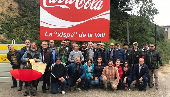 Veïns de Pedreguer visiten l'empresa pionera en agricultura ecològica La Vall Bio