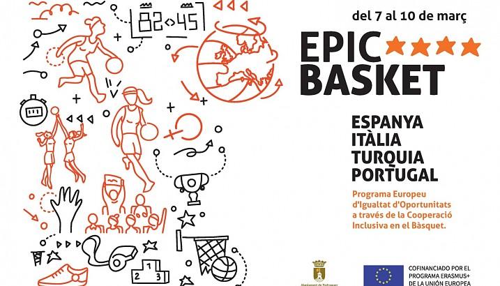 El projecte EPIC Bàsquet 2019 arranca amb força