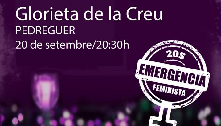 El Ayuntamiento se adhiere a la Declaración de Emergencia Feminista del 20S