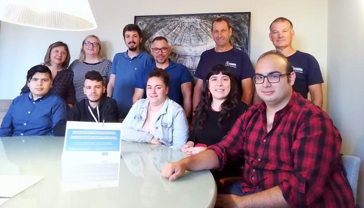 El Ayuntamiento contrata a 5 jóvenes gracias a la iniciativa