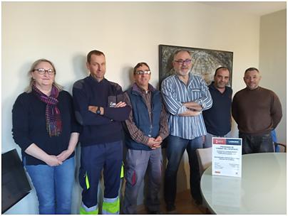 LABORA – Servei Valencià d'Ocupació i Formació, concedeix una ajuda per valor de 24.428'94€ a l'Ajuntament de Pedreguer per a la contractació d'aturats a través d'EMCORP