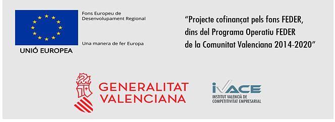 L'Ajuntament de Pedreguer ha estat beneficiari d'una ajuda reembossable per part de l'Institut Valencià de la Competitivitat Empresarial (IVACE)