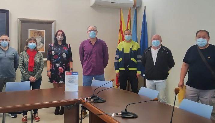 El Ayuntamiento de Pedreguer recibe una ayuda de 24.990,18 € para la contratación de personas desempleadas
