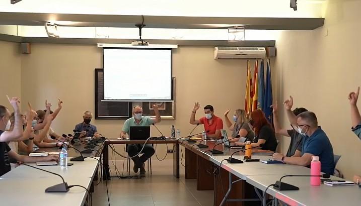 Acuerdos aprobados en el pleno ordinario de julio