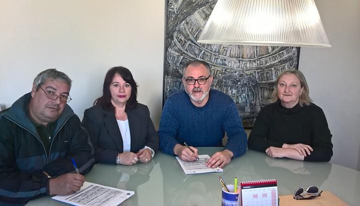 El Servef concedeix noves subvencions a l'Ajuntament de Pedreguer per a la contractació de personal