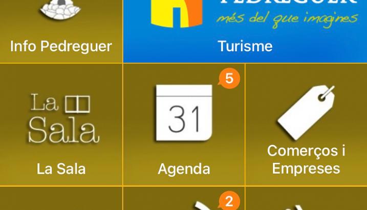 Más de 5.600 personas se han instalado ya en su móvil Pedreguer App
