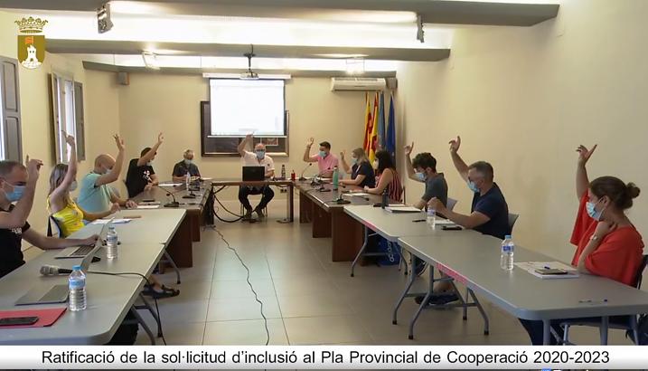 Una red de evacuación de aguas pluviales en el casco urbano y segunda fase de la rehabilitación de la antigua fábrica Vicosta, los proyectos de Pedreguer para el Planifica