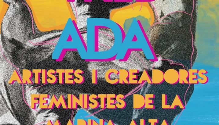 El viernes día 9 de julio se celebra en Pedreguer el 1º Encuentro de mujeres artistas y feministas de la Marina Alta
