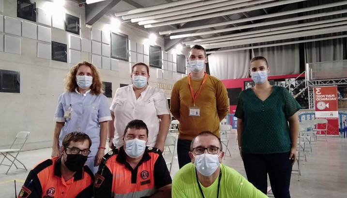 Finalitza la campanya de vacunació al Rockòdrom de Pedreguer